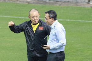 HLV Park Hang-seo lo lắng báo chí 'đánh' khi đội tuyển Việt Nam thất bại