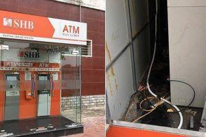 Vụ cây ATM bị gài mìn ở Quảng Ninh: Có dấu hiệu của sự phá hoại