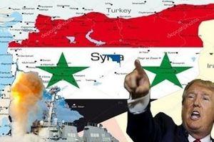 Khẩu hiệu 'Assad phải ra đi' đã đổi thành 'USA must go'