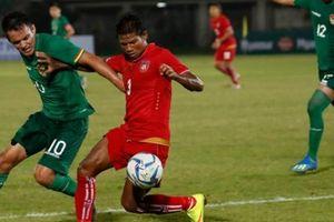 HLV Myanmar nói gì khi đội nhà thua 3 trận liên tiếp?