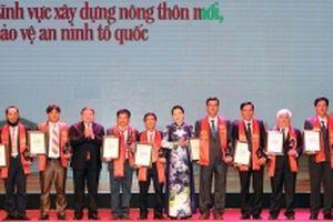 Chương trình 'Tự hào nông dân Việt Nam năm 2018'
