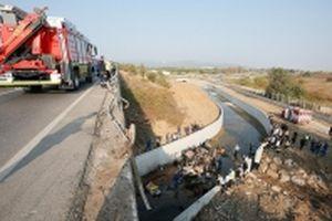 Tai nạn giao thông nghiêm trọng tại Thổ Nhĩ Kỳ