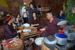 Gần 80 nghìn người đến với Lễ hội văn hóa ẩm thực Hà Nội