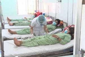 Xuất hiện bệnh bạch hầu ở Kon Tum