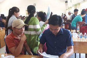 218 công nhân khởi kiện đòi nợ lương, BHXH