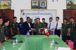 Ban chỉ đạo 515 tỉnh Tây Ninh ký kết với 5 tỉnh thuộc Campuchia về tìm kiếm hài cốt liệt sĩ