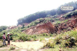Cần khắc phục môi trường tại các mỏ đất đã khai thác