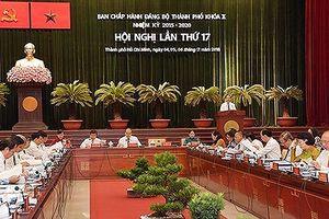 Khai mạc Hội nghị lần thứ 18 Ban Chấp hành Đảng bộ TPHCM khóa X