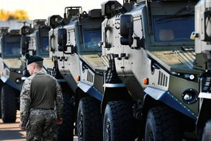Choáng quy mô tập trận lớn nhất liên minh NATO kể từ năm 2002