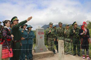 Phát huy vai trò của nhân dân trong bảo vệ biên giới quốc gia