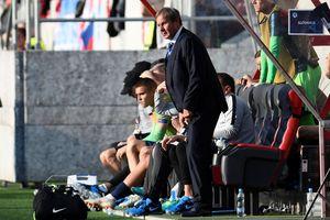 UEFA Nations League: HLV đầu tiên phải ra đi