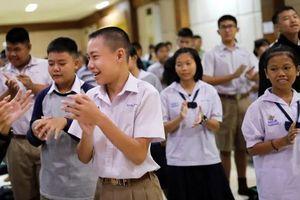 Thái Lan: Cấm đuổi học nữ sinh mang thai
