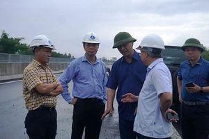 Cao tốc Đà Nẵng - Quảng Ngãi: 6 nhà thầu 'cỡ bự' tham gia nhưng… vẫn hỏng