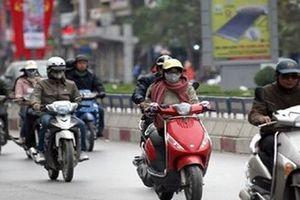 Hôm nay khí lạnh lại tràn về, Hà Nội và nhiều tỉnh miền Bắc khả năng mưa dông
