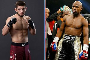 Khabib Nurmagomedov thách đấu 'vua boxing' Mayweather