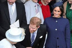 Hoàng tử Anh Harry và vợ chuẩn bị đón con đầu lòng
