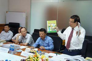 Ông Ngô Trần Ái nói về cách chơi chữ của một số cựu lãnh đạo ngành giáo dục