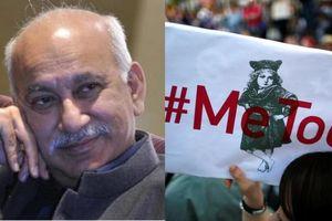 Quốc vụ khanh Bộ Ngoại giao Ấn Độ MJ Akbar kiện nhà báo tội phỉ báng