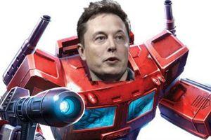 Elon Musk lại gây bão mạng khi muốn chế tạo siêu robot chiến đấu