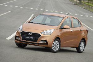 Vì sao 11.500 xe Hyundai i10 tại Việt Nam bị triệu hồi?