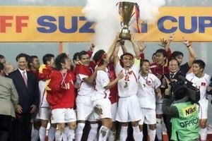 Việt Nam 1 lần đăng quang, 9 lần vào bán kết và những điều có thể bạn chưa biết về AFF Suzuki Cup
