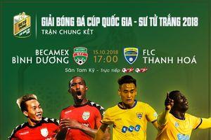 Vô địch Cúp QG, HLV Trần Minh Chiến lập chiến công đầu tiên