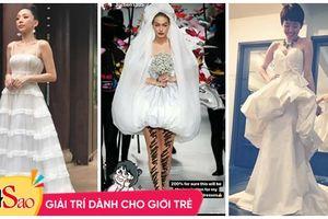 Tóc Tiên trở thành cô dâu của Hoàng Touliver: Fan mong chờ chiếc váy cưới cá tính nhất làng showbiz