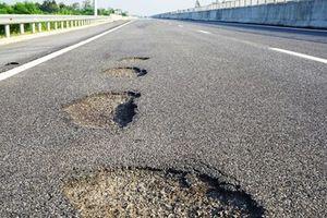 Đường cao tốc Đà Nẵng - Quảng Ngãi sẽ sửa chữa các hư hỏng ra sao?