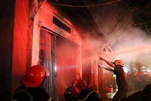  Điện Biên: Cháy trong đêm thiêu rụi một nhà dân