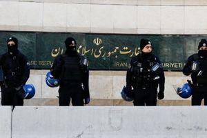 Iran bác thông tin Đại sứ quán tại Ankara bị dọa đánh bom liều chết