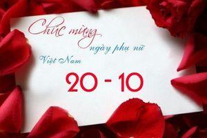Lời chúc ngày 20/10 hay nhất dành tặng cho mẹ, vợ, người yêu và đồng nghiệp
