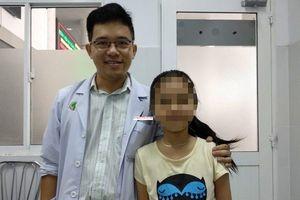 Cứu sống bé gái bị bệnh hiếm chỉ 20 người mắc phải trên thế giới