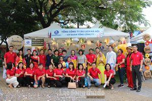 Ngày hội gia đình Hanoitourist năm 2018
