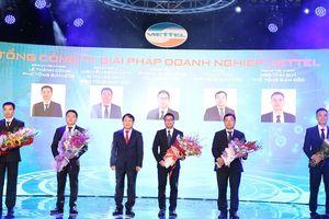 Viettel ra mắt Tổng công ty Giải pháp Doanh nghiệp Viettel