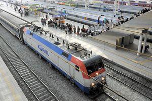 Hai miền Triều Tiên khởi động dự án đường sắt chung vào cuối năm