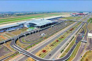 Quy hoạch Sân bay Nội Bài đạt lưu lượng 80 - 100 triệu khách/năm vào năm 2050