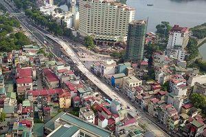 Hà Nội: Đề xuất làm đê bê tông cốt thép kết hợp mở rộng đường Âu Cơ