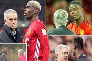 Pogba có vai trò như Lionel Messi và sẽ 'không đi đâu cả'