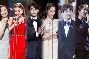Những khoảnh khắc đáng nhớ của đêm trao giải truyền hình Kim Ưng 2018