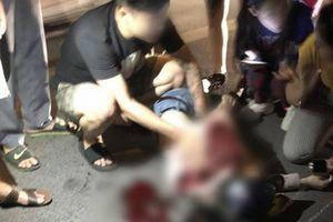 Hà Nội: Điều tra vụ cô gái trẻ bị đâm gục trên phố Bùi Thị Xuân