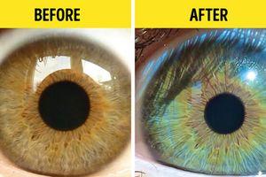 Bất ngờ những yếu tố có thể thay đổi màu mắt
