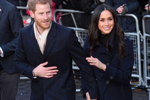 Công nương Meghan mang thai con đầu lòng của Hoàng tử Harry