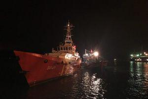 Nghệ An: Một tàu cá gặp nạn, 18 ngư dân gặp nguy hiểm