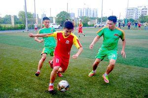 FC Báo Nông nghiệp Việt Nam vô địch giải bóng đá Agricup 2018