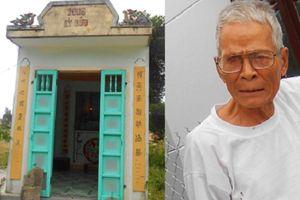 Chuyện chưa kể về ngôi miếu Bà trăm tuổi từng khiến dân làng 'cắt tóc' để... thờ cúng