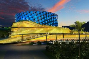Ông Johnathan Hạnh Nguyễn cùng 3 nhà đầu tư Mỹ từng ấp ủ kế hoạch xây nhà hát opera tại Thủ Thiêm