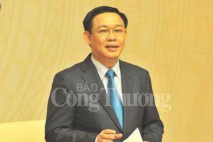 'Sức khỏe' doanh nghiệp và mối quan tâm của Phó Thủ tướng