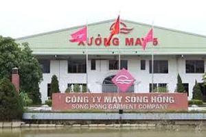May Sông Hồng nộp hồ sơ đăng ký niêm yết hơn 47.000 cổ phiếu trên HoSE