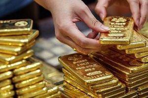 Giá vàng tăng mạnh trong phiên đầu tuần