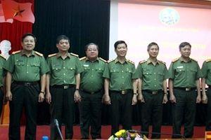 Công bố thành lập Đảng bộ Cục Kế hoạch và Tài chính